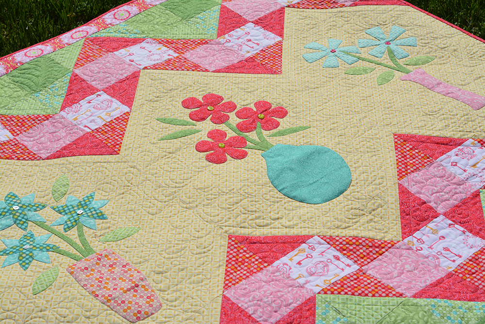New patterns for Spring 2015 – Amanda's blog : easy first quilt - Adamdwight.com