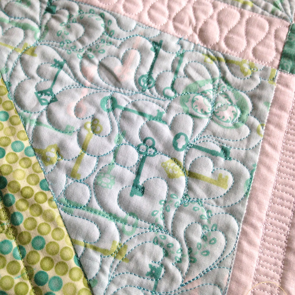 Free-Motion Quilting Idea Book – Amanda's blog