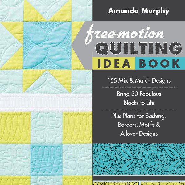 Free-Motion Quilting Idea Book (square)
