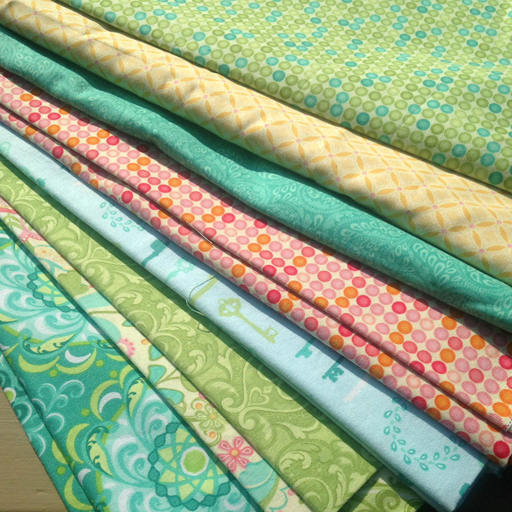 FMQIdea Book Fabrics
