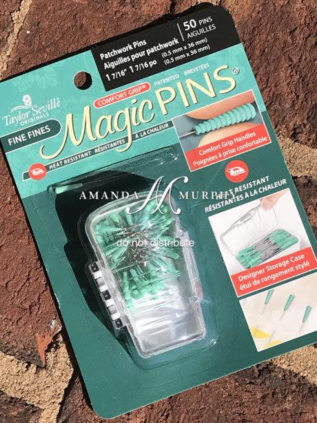Magic Pins 50